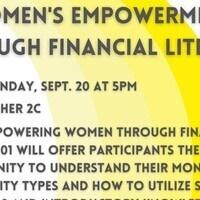 Bulldog Beginnings: Women's Empowerment Through Financial Literacy