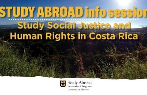 Info Session: Social Justice, Human Rights and Narratives in Costa Rica