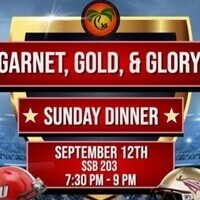 Garnet,Gold, & Glory