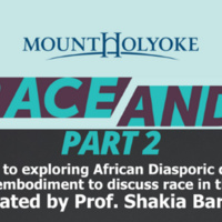 RACE AND...Dance, Part 2: Modern Dance taught from an Africanist  Perspective with Christal Brown