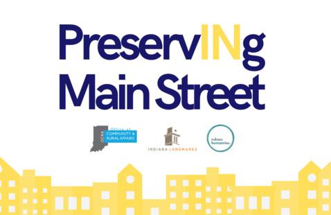 PreservINg Main Street Pilot communities announced