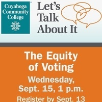 The Equity of Voting