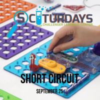 SCIturdays at the Challenger Learning Center