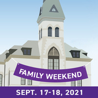 Family Weekend, Sept. 17-18