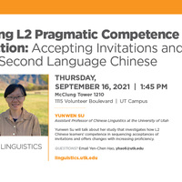 Linguistics IDP lecture