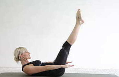 In-Person Pilates with Nancy