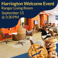 A Welcome Event for Harrington School Students