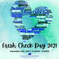 2021 Fresh Check Day