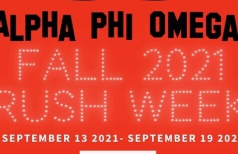 APO Rush Week- Cards for Kids