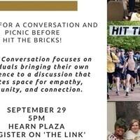 Hit the Bricks: Call to Conversation