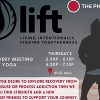 All Recovery Meeting + Yoga