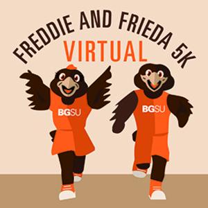 Virtual Freddie and Frieda 5K