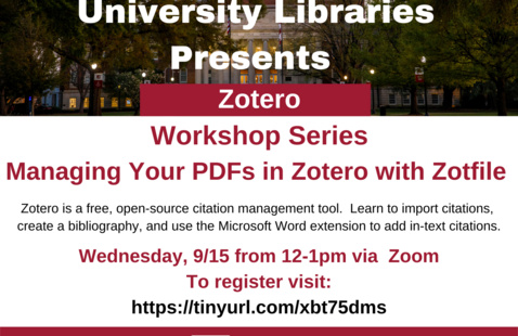 Managing Your PDFs in Zotero with Zotfile