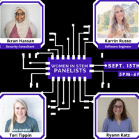 Check out our panelists in the flyer, and read more about them in the post on our socials!