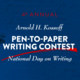 4th Annual Pen-to-Paper Writing Contest