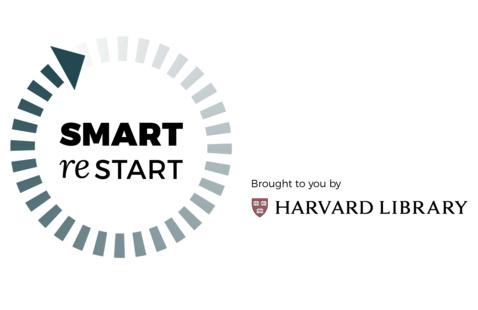 harvard library smart restart icon