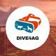 DIVE4Ag Logo