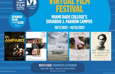 Padron Campus Virtual Film Festival
