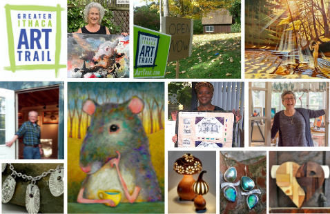 Art Trail Artists