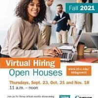 Virtual Hiring Open House