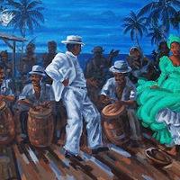 Afro-Caribbean communal activity