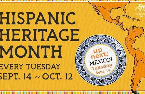 Hispanic Heritage Month Food Celebration @ Shorenstein Family Cafe