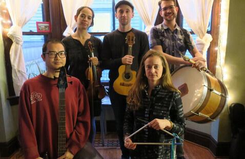 Keybank Rochester Fringe Festival: Forró with Estrelas do Norte