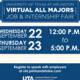 Virtual All Majors Job & Internship Fair
