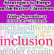 Strategies to Forge an Inclusive Classroom