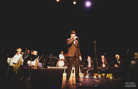 Keybank Rochester Fringe Festival: Sinatra at the Sands Reprise