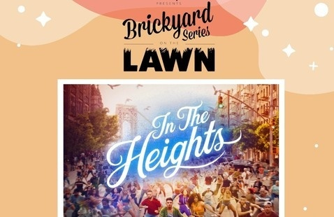 ASUOP A&E Presents: The Brickyard Series-Movie on the Lawn