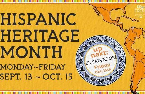 Hispanic Heritage Month Food Celebration @ Mount Zion Cafe