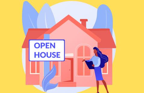Faculty Success Floor: open house
