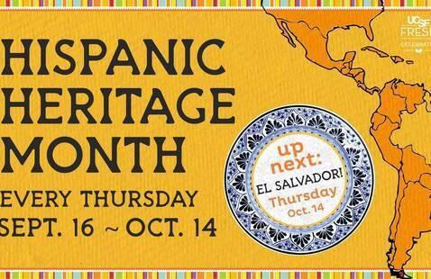 Hispanic Heritage Month Food Celebration @ Moffitt Cafe