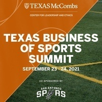 Texas Business of Sports Summit