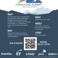 LCG Consulting Summit