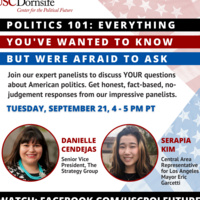 Politics 101: Everything You've Wanted to Know but Were Afraid to Ask