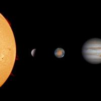 Virtual Stargazing - The Solar System