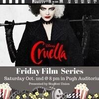 Friday Film Series: Cruella
