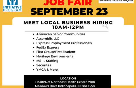 HealthNet Job Fair