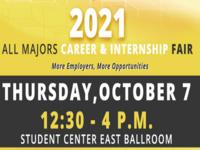All Majors Career & Internship Fair