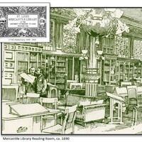 Mercantile Library Garage Sale