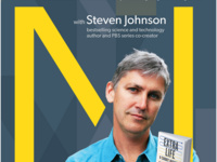 20,000 MORE DAYS: How We Doubled Global Life Expectancy in Just 100 Years with author Steven Johnson