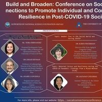 Build and Broaden: Conference on Social Connections to Promote Individual and Community Resilience in Post-COVID-19 Society
