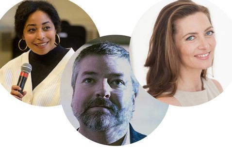 KaleidoLA Guest Artist Speaker Series: Kristin Juarez, Glenn Phillips and Rebecca Peabody