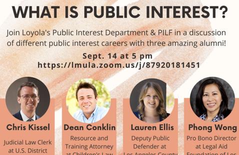 What is Public Interest
