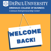 Welcome Back from the CEC at DePaul University!