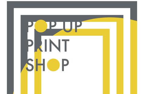 AIAS Pop-up Print Shop