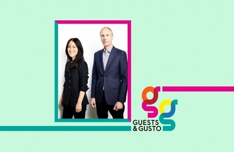 Bring your ideas to scale with IwamotoScott Architecture founders on 'Guests and Gusto'