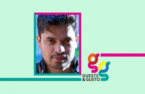 'Guests and Gusto' with Avinash Raj: Design thinking guru who meditates to unthink